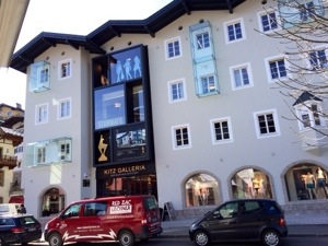 Shopping in Kitzbühel