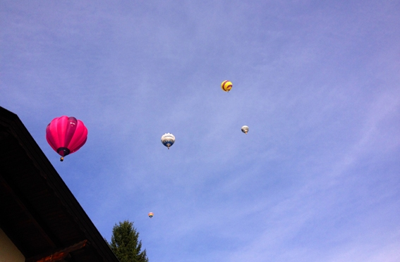 26. Int. Libro Ballon Cup in Kirchberg