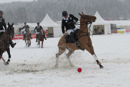 Snow Polo Kitzbühel