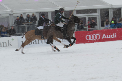 Licorum Bank Snow Polo World Cup Kitzbühel 2017