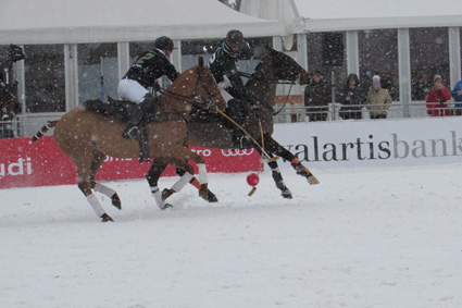 14. Valartis Bank Snow Polo World Cup
