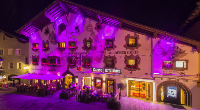 Casino Kitzbühel – Highlights im März 2017